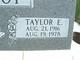 Taylor Ervin Abnot