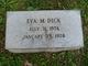 Eva May <I>Baldwin</I> Dick
