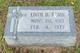 Mary Edith <I>Hudspeth</I> Blair