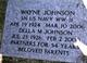 Della Marie <I>Trowbridge</I> Johnson
