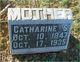 Profile photo:  Catharine S. <I>Nichols</I> Crook