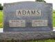 Profile photo:  Bertha M. Adams