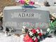 Profile photo:  Ruby <I>Gravett</I> Adair
