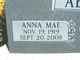 Profile photo:  Anna Mae <I>Tweedy</I> Abnot