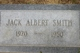 Jack Albert Smith