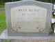 Anne Merle Minor