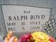Ralph Boyd Minor