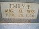 Emily Pennina <I>Watson</I> Minor