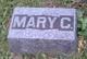 Mary Catherine <I>Kircher</I> Kirk