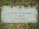 Profile photo:  Alfred N Allen