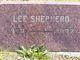 Lee Shepherd