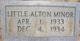 "Alton ""Little Alton"" Minor, Jr"