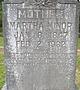 Martha Rebecca <I>Thornton</I> Minor