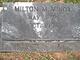 Milton May Minor