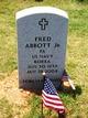 CPO Fred Abbott, Jr