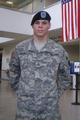 Profile photo: SPC Chad Allen Edmundson