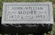 John William Moore, Sr