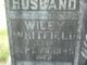 Wiley Whitfield