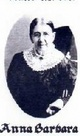 Profile photo:  Anna Barbara <I>Bryner</I> Mathis