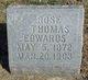 Rose <I>Thomas</I> Edwards