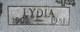Lydia <I>Brandner</I> Reich
