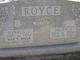 Helen Alice <I>Johnson</I> Royce
