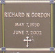 Richard N Gordon