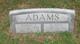 M Irene Adams