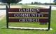 Garden Community Church Cemetery