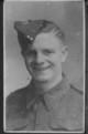 Profile photo: Pvt George Adams