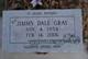 Jimmy Dale Gray