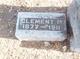 """Clement M """"Clem"""" Holderman"""