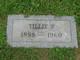 Tillie <I>Fretz</I> Albright