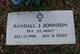 Randall J Johnson
