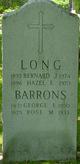 Hazel Edna <I>Barrons</I> Long