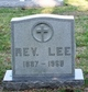Profile photo: Rev Lee