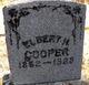 Elbert H Cooper