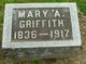 Mary Ann <I>Campbell</I> Griffith