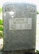 Carter Daniel Markham