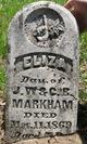 Eliza Markham