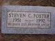 Steven C Foster