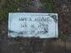 Profile photo:  Amy Agnes Adams