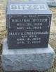 Mary Ann <I>Creachbaum</I> Bitzer