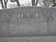 "Profile photo:  Abraham Paul ""Abe"" Crume"
