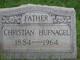 "Christian Charles ""Chris"" Hufnagel"