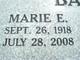 Marie Emma <I>Oetjen</I> Bailey