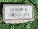 Minnie Grace <I>Belknap</I> Bolden