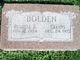 Glenys Beverly <I>DeWitt</I> Bolden