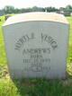 Profile photo:  Myrtle <I>Visick</I> Andrews