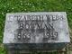 Profile photo:  Elizabeth C. <I>Webb</I> Bowman